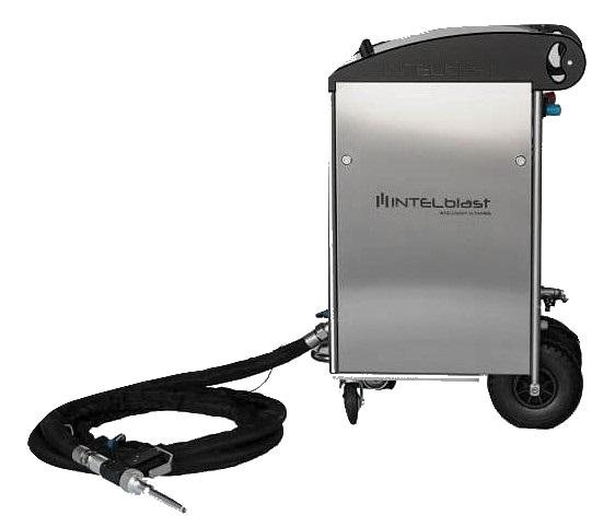 maszyna do czyszczenia suchym lodem